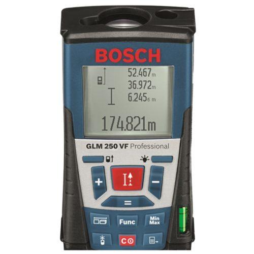 متر لیزری دوربین دار بوشGLM250VF