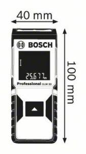 متر لیزری 30 متری بوش GLM30