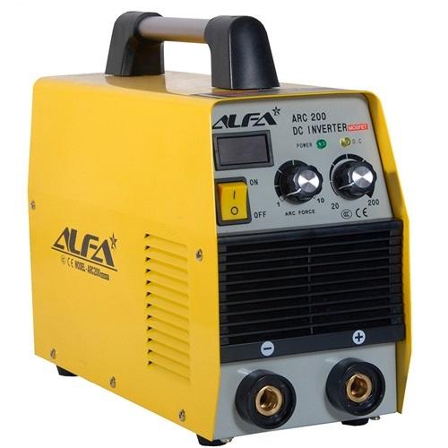 اینورتر 200 امپر دولوم الفا مدل ARC200