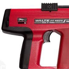 تفنگ میخکوب والتی تایوانPT450
