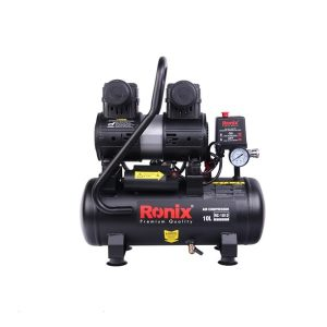 کمپرسور سایلنت 10 لیتری رونیکس مدلRC-1012